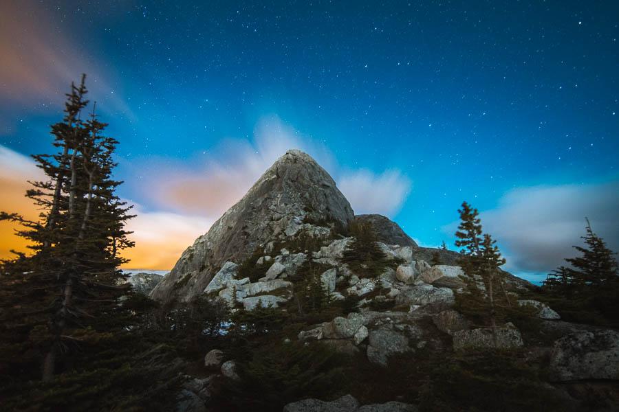 Needle Peak, Coquihalla
