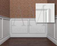 Modern Wainscoting panels idea types, Wainscot Kits, Faux ...