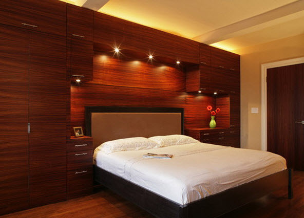 Decorative Wall Paneling Idea