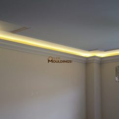 Lighting For Kitchen Table Sets Cheap Led Cove With Crown Mouldings Photos ...
