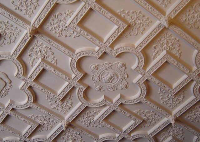 Casa Loma Ceiling details