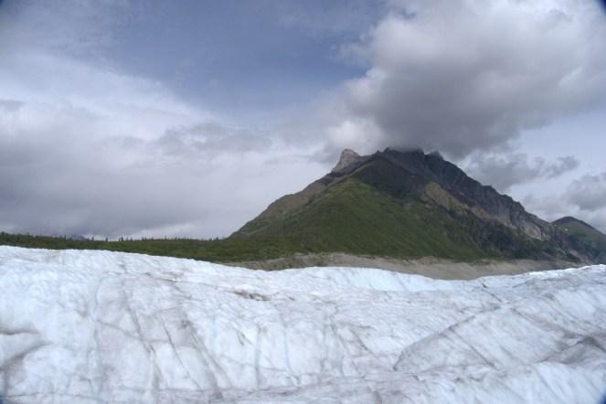 Donoho Peak from Root Glacier.