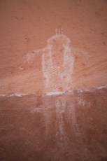 Ghost Rock petroglyph #2