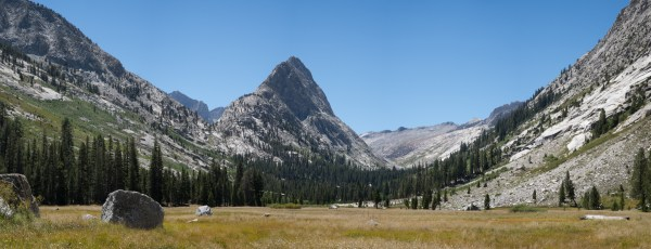 The Whaleback from Big Wet Meadow
