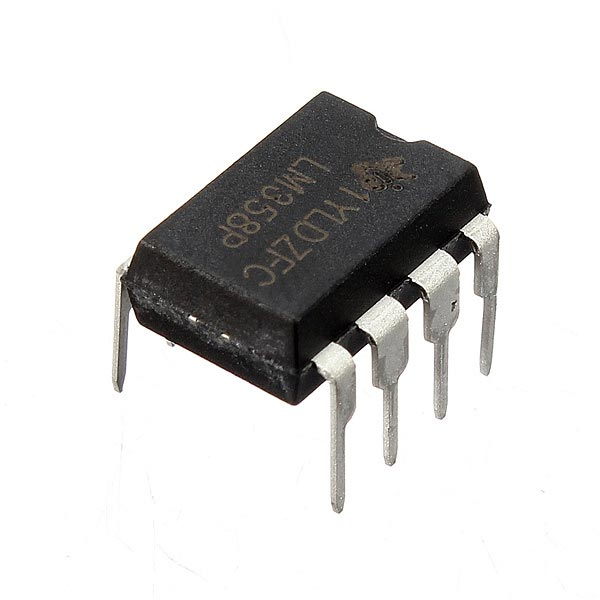 Ic Lm358 Circuit