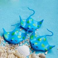 Mini Fish Whale Micro Landscape Decorations Garden DIY ...