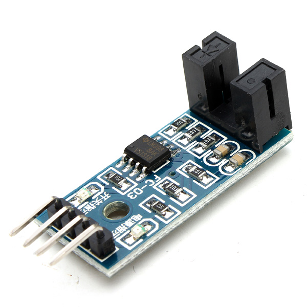 Motor Speed Sensor Module Circuit