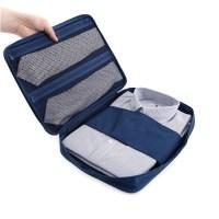 Travel Shirt Tie Sorting Pouch Zipper Organizer Waterproof ...