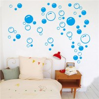 Removable Bubbles DIY Art Wall Decal Home Decor Wall ...