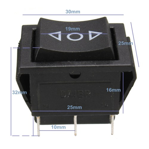 small resolution of 12 volt 6 pin dpdt power window momentary rocker switch ac 250v 10a power window wiring diagram as well 6 pin toggle switch wiring diagram
