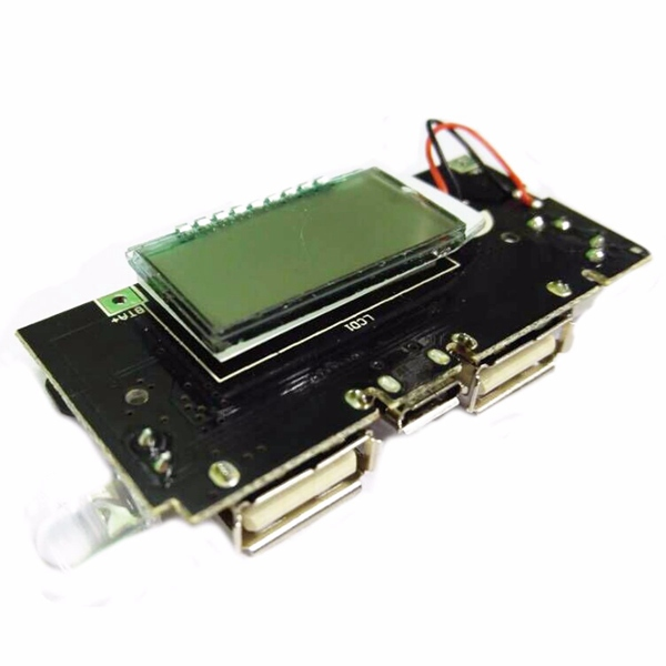 1a Mobile Power Bank 18650 Battery Charger Pcb Module Board Alex Nld