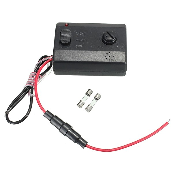 Sound Operated Switch