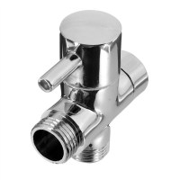 G1/2 Bathroom Angle Valve For Shower Head Water Separator ...