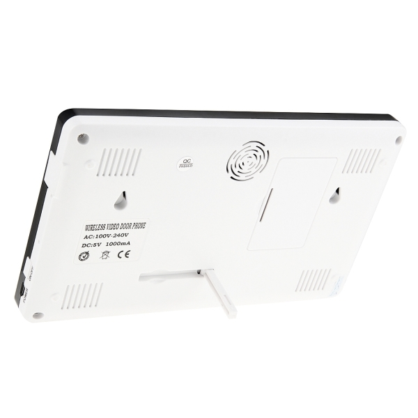 TS-WP708 7.0 inch TFT 2.4GHz Digital Wireless Video Door
