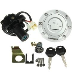 ignition switch seat lock fuel gas cap key set for yamaha yzf r1 r6 furthermore yamaha r6 keyless gas cap on yamaha r6 gas cap diagram [ 1200 x 1200 Pixel ]