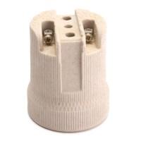 10x E27 Porcelain Ceramic Lampholder Socket For Vivarium