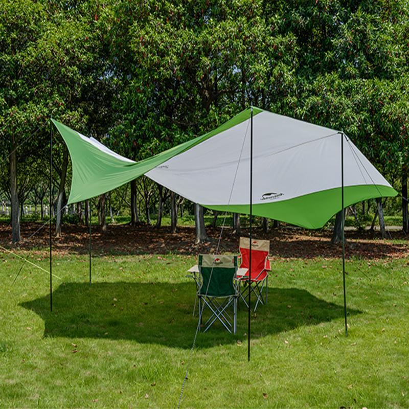 Naturehike Hexagon Sunshade Canopy UV 40+ Beach Waterproof