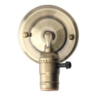 E27 Antique Vintage Switch Type Wall Light Sconce Lamp