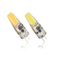 ZX Dimmable Mini G4 LED COB LED Bulb 6W DC/AC 12V ...