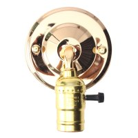 E27 Antique Vintage Switch Type Wall Light Sconce Lamp ...