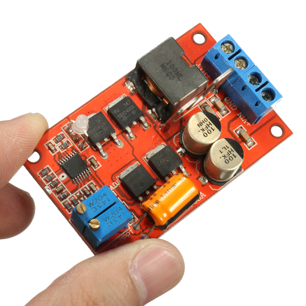 Build A Solar Panel Voltage Regulator Charger Circuit Charger Circuit