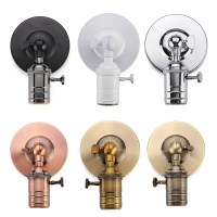 E27/E26 Modern Edison Vintage Ceiling Light Wall Lamp Bulb