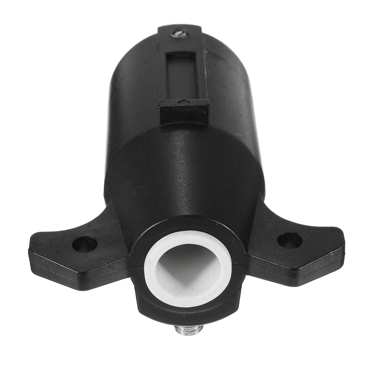 trailer connector l14 30p wiring diagram black round 7 poles rv male light plug