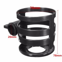 Plastic Bike Bicycle Cycling Outdoor Water Bottle Rack Cup ...