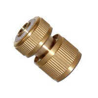 1/2 Inch Copper Hose Quick Connector Garden Water Pipe ...