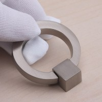 Knobs Pull Ring for Drawer Cabinet Cupboard Door Furniture ...