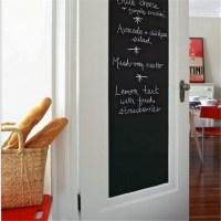 Chalk Blackboard Stickers Removable Draw Decor Mural ...