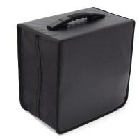 520 Discs CD DVD DJ Wallet Holder Bag Case Album Organizer ...