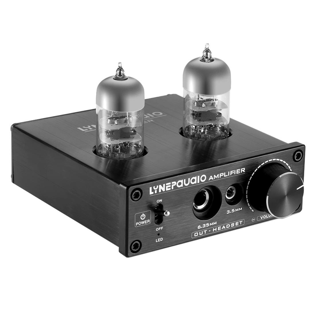 High Quality Vacuum Tube Headphone Amplifier