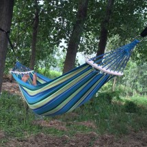 Outdoor Hammock Swing Chair