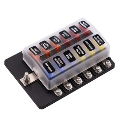 imars 12 way and 24 fuse box 12v 32v circuit standard [ 2000 x 2000 Pixel ]