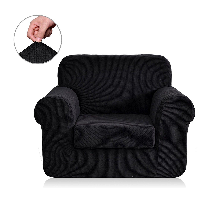 universal spandex chair covers canada twin sleeper slipcover kcasa kc pcp2 jacquard thickened knit sofa