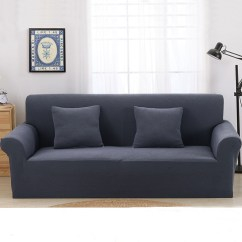 Universal Sofa Covers Ireland Pewter Leather Kcasa Kc-pcp2 Jacquard Thickened Knit ...