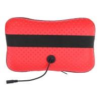 Electric Heating Massage Pillow Neck / Back / Shoulder ...