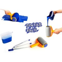 Pintar Facil Paint Runner Multifunction Roller Paint Brush ...