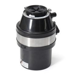 Kitchen Sink Waste Disposal Smoke Detector 370w 220v Disposer Food Garbage