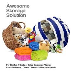 Children S Stuffed Animal Chairs The Liberator Chair Honana Large Capacity Storage Bean Bag