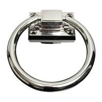 Stainless Steel Knocker Pulls Handle Pull Rings Shiny ...