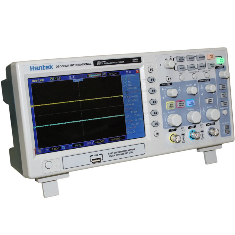 Digital Storage Oscilloscope Adapter