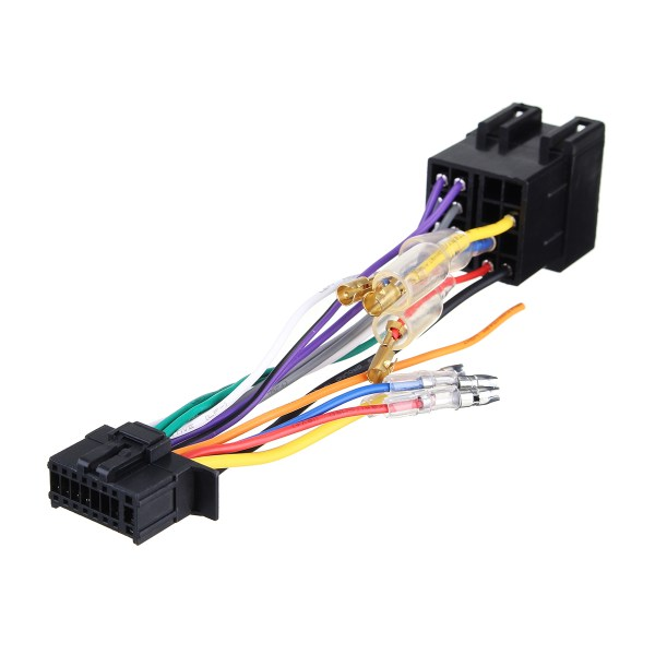 Dual Stereo Wiring Harness - Year of Clean Water