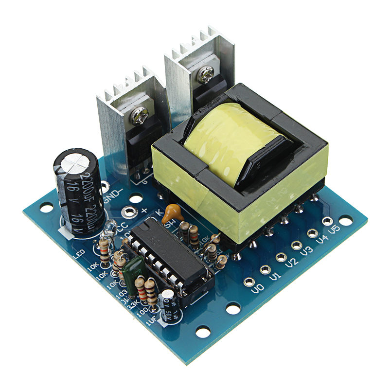 Ups Inverter Circuit
