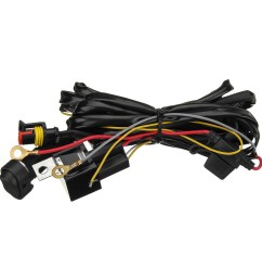 12v 40a led fog lights wiring harness switch on off for bmw r1200gs f800gs  [ 1200 x 1200 Pixel ]