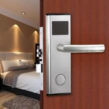 Stainless Steel Intelligent Rfid Lock Digital Card Key