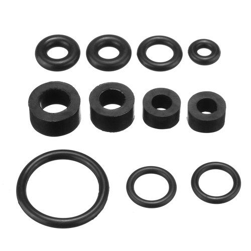 small resolution of 11pcs 7 3l powerstroke diesel fuel filter housing o ring seal ring kit for ford