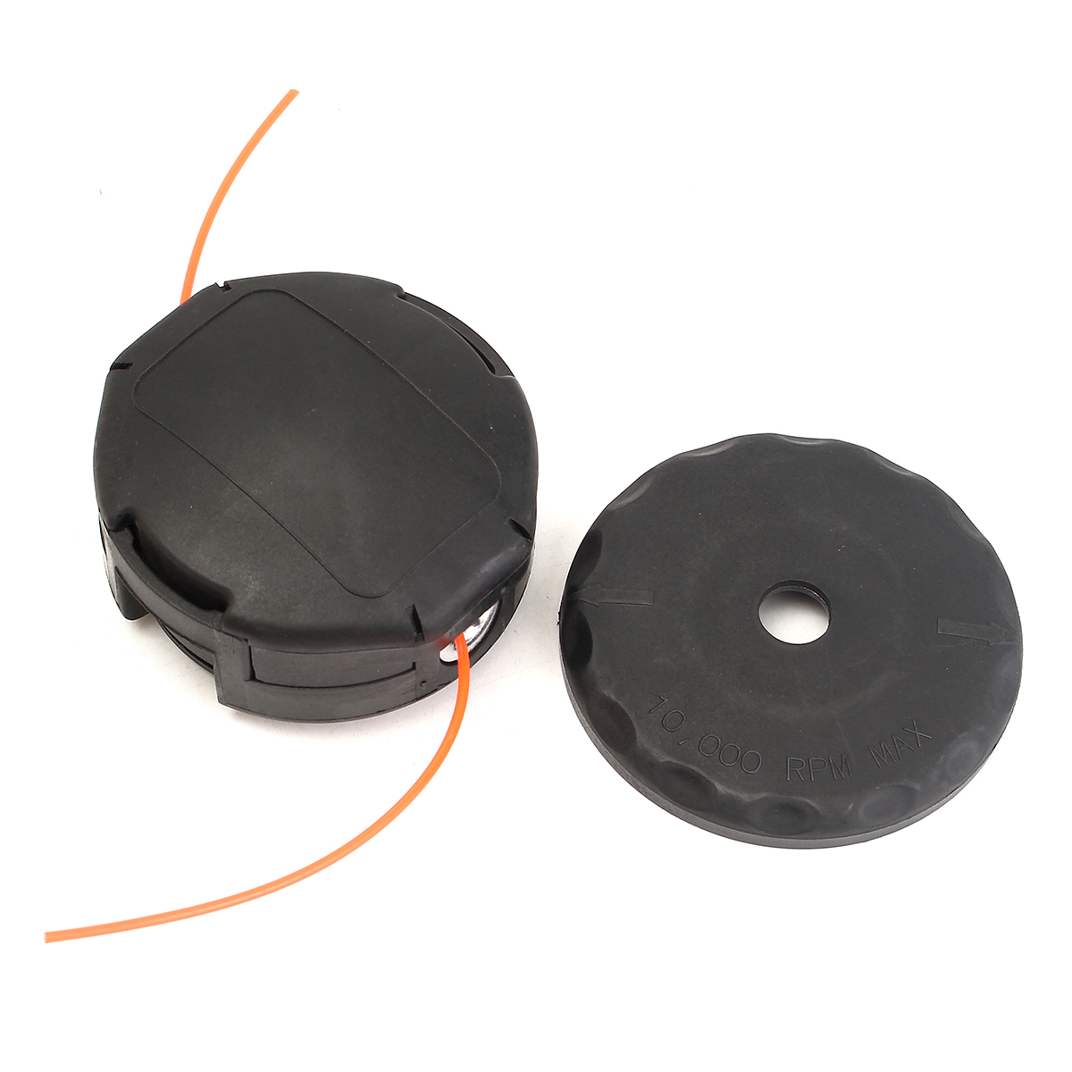 hight resolution of bump feed string trimmer head for echo speed feed 400 srm 225 srm