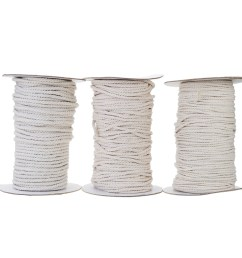 3 4 5 6mm natural white braided wire cotton twisted cord rope diy [ 1000 x 1000 Pixel ]